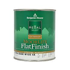 Фасадная краска Regal® Select MoorLife Flat Finish, Benjamin Moore, 3,78л
