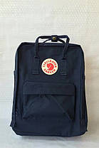 Рюкзак Городской, Молодежный Kanken (канкен) СЕРЫЙ, Средний, Сумка-портфель, для ноутбука СТИЛЬНЫЙ!!, фото 3
