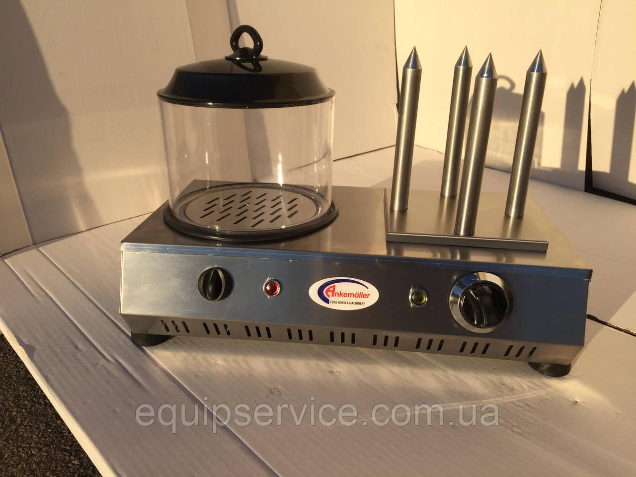 Аппарат для приготовления хот догов Ankemoller HHD-4