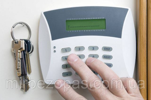 Монтаж охранной сигнализации , фото 2