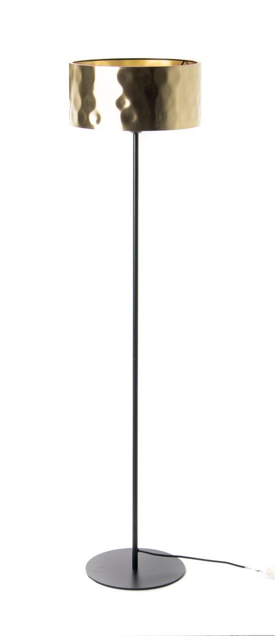 Торшер ZUMA LINE FORGE FL-16019-GD + BK