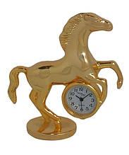 Годинник настільний сувенірний Кінь
