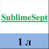 MultiChem. Анисептик для строительных растворов SublimeSept, 1 л. Антисептик штукатурки, кладки, клея.