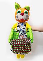 Кошка органайзер для заколок и резиночек . , фото 1