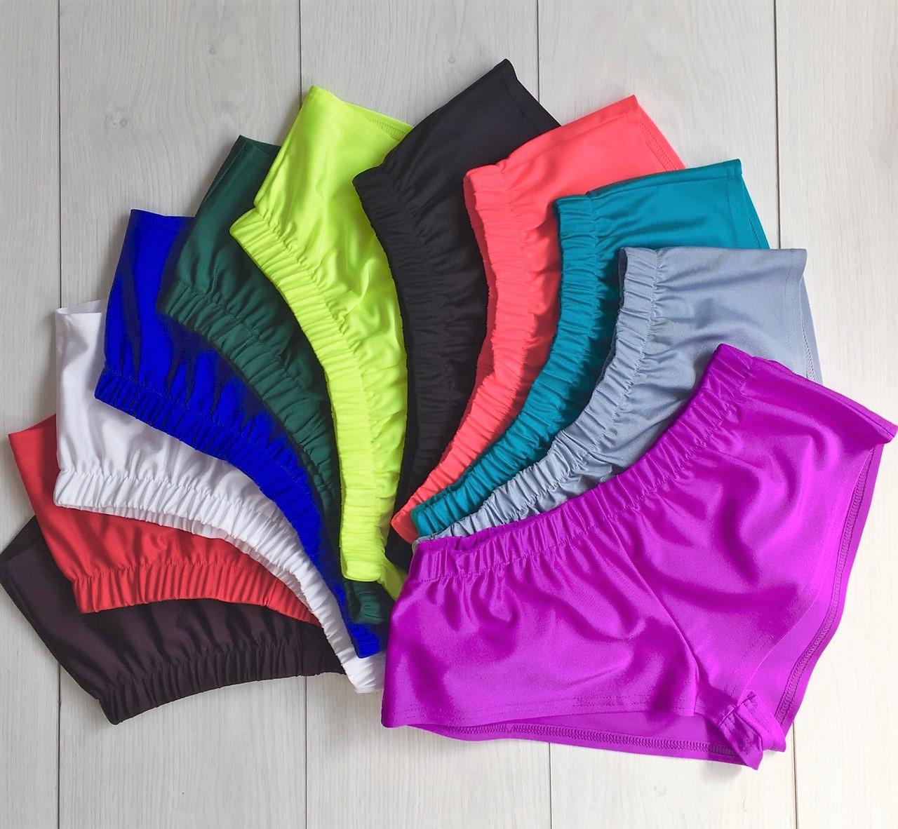 Молодежные короткие шортики ассорти, женская пляжная одежда