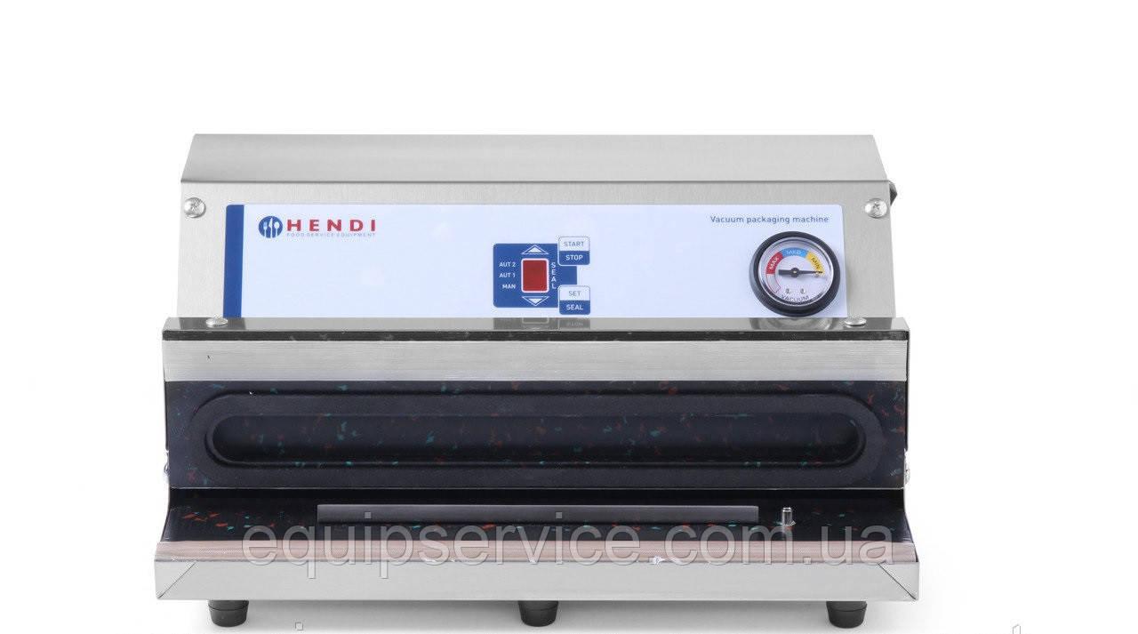 970430 Вакуум-упаковочная машина Profi Line - бескамерная, планка  400 мм
