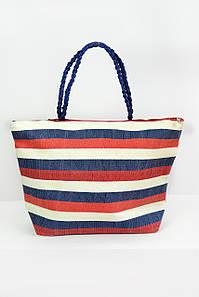 Пляжная сумка Ибица красная
