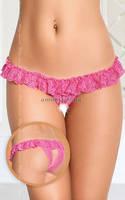 Сексуальные трусики Panties 2411 розовые ML