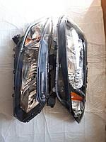 Фара левая 33150-TR0-A51 БУ Honda Civic USA 2013-15 Оригинал, фото 1