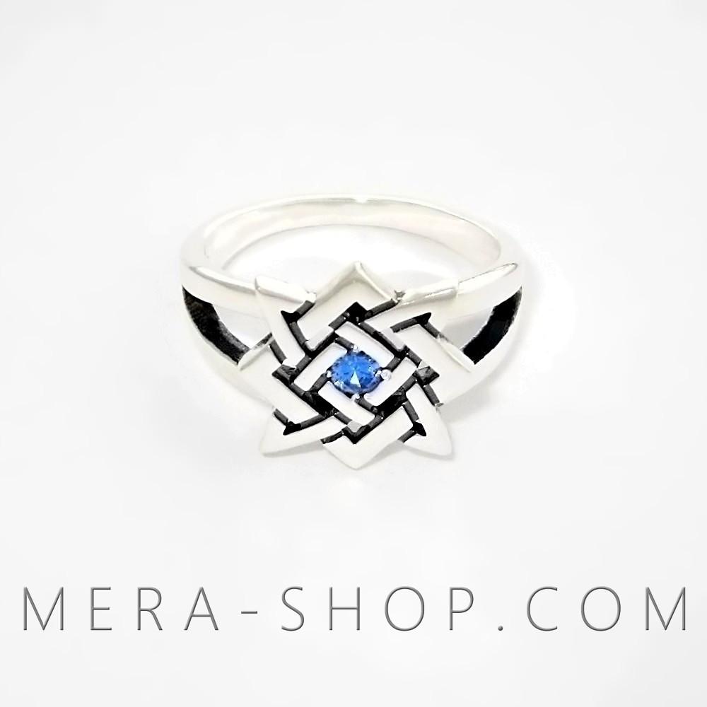 Квадрат Сварога кольцо славянский оберег