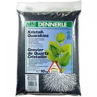 Грунт для аквариума Dennerle Kristall-Quarz черный 10 кг.