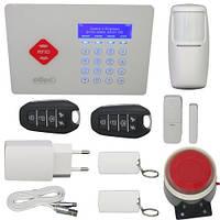 Комплект беспроводной сигнализации Oltec GSM-KIT-60