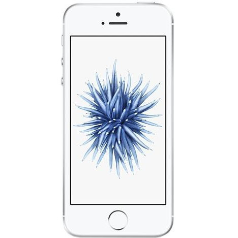 Apple iPhone SE 64GB Silver Refurbished