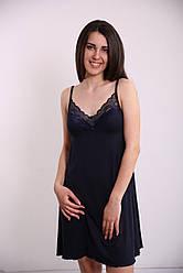 Женская ночная сорочка из вискозы
