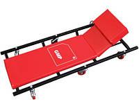 Лежак автослесарный подкатной GMP, фото 1