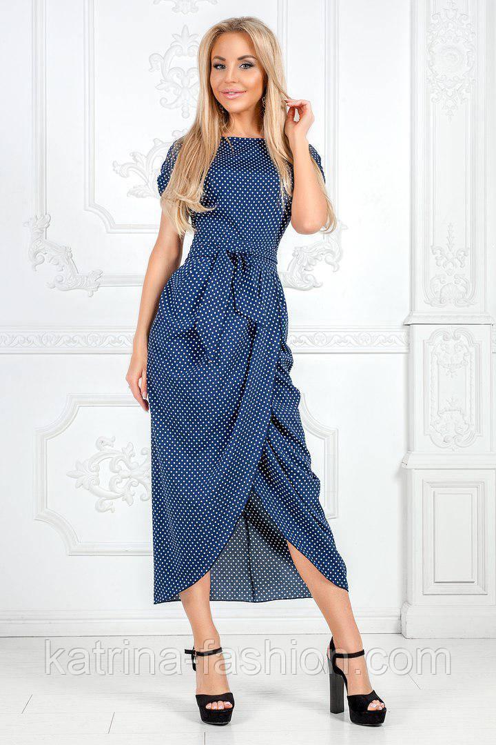 Женское красивое платье/сарафан сверху с сеткой (3 цвета)