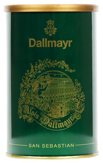 Кофе молотый Dallmayr San Sebastian моносорт 100% Арабика, ж/б 250 г.