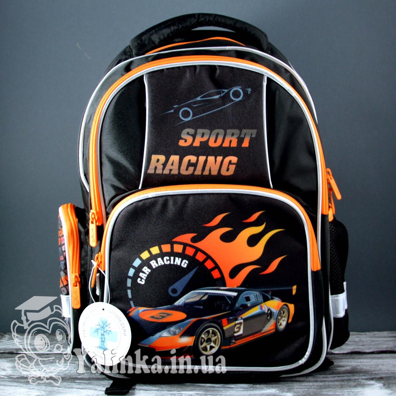 b9f20177598c Рюкзак школьный K18-514S Sport racing, цена 594,75 грн., купить в ...