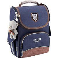Рюкзак школьный каркасный Kite College line K18-501S-9