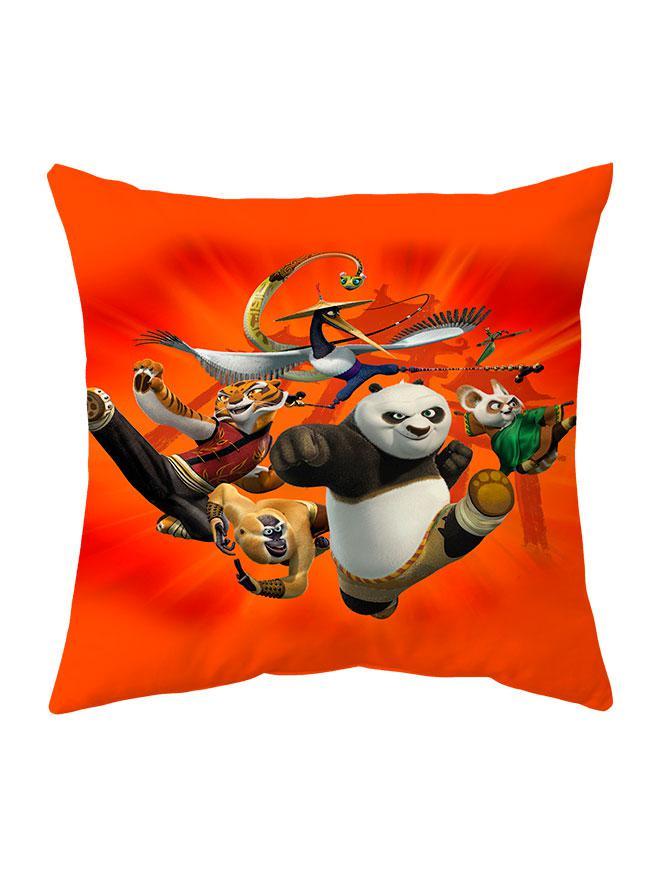Подушка кунг-фу панда