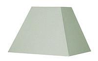 Абажур Corep  Пирамида квадрат L 32 см  серо-бежевый