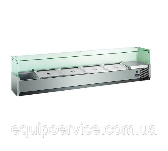Холодильная витрина настольная Hendi 232903
