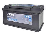 Автомобильный аккумулятор Exide Premium 6СТ-100