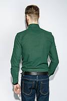 Рубашка мужская 100% коттон 333F008 (Зеленый)