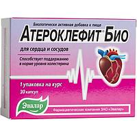 Атероклефит (капсулы) №30