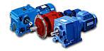 Мотор-редуктор как элемент электропривода