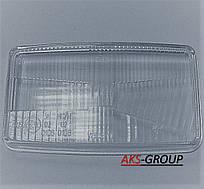 Стекло Wesem HSJ/053 HC/R на фару головного света Wesem 184Х102 мм ближний / дальний свет (на ВАЗ 2110)
