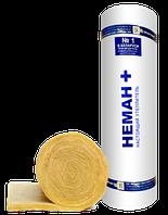 Утеплитель минеральная вата Неман+ М-11 Лайт, 50мм/15,0 кв.м.