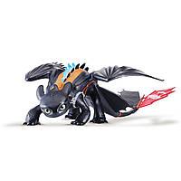 """Большая игрушка дракон Беззубик 58 см. """"Как приручить дракона"""""""