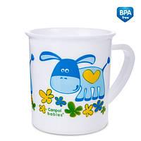 Детская пластиковая чашка Smile Canpol (Канпол)