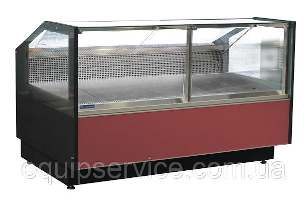Холодильная витрина (фронтальное стекло открывается) GRACIA FG 2,5