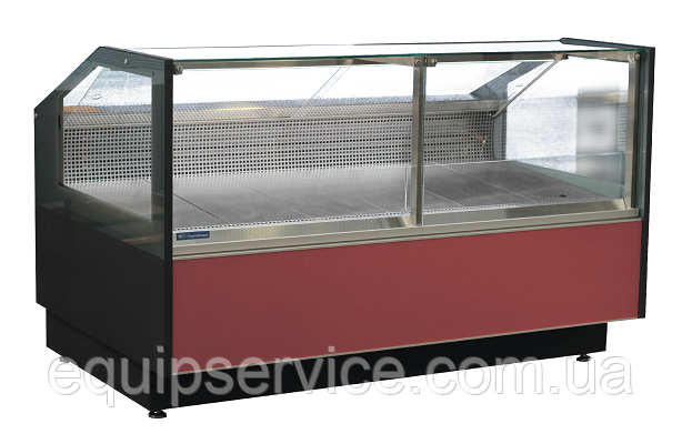 Холодильная витрина (фронтальное стекло открывается) GRACIA FG 1,56