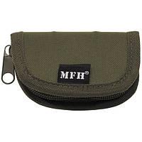 Компактный набор для ремонта одежды тёмно-зелёный MFH 27390