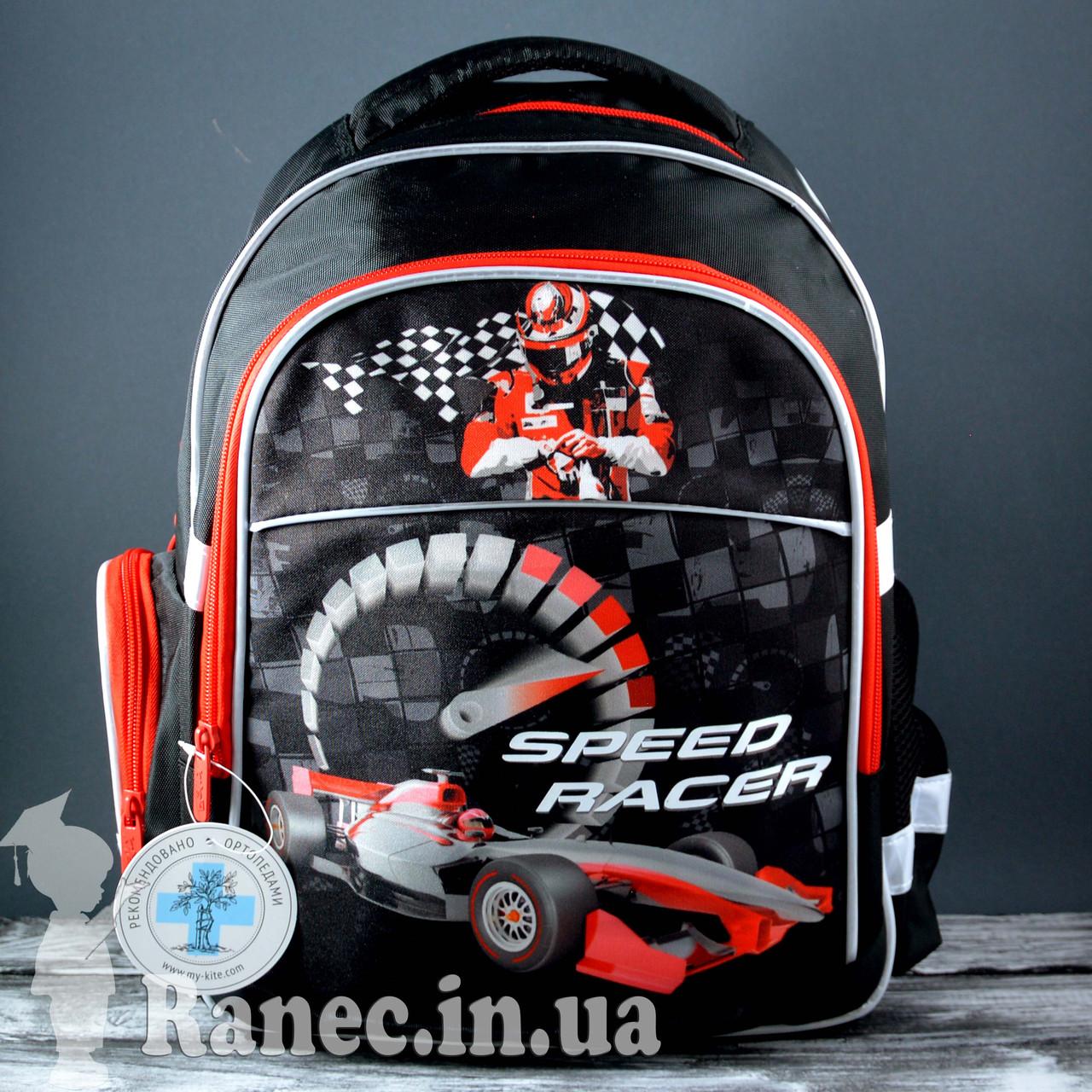 9c0348e0db80 Школьный рюкзак Kite Speed Racer K18-510S-1 рюкзак шкільний Кайт - ЧП Бабич