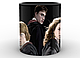 Кружка GeekLand Гарри Поттер Harry Potter Гарри Поттер на черном фоне HP.02.011, фото 8