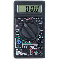 Цифровой мультиметр тестер DT 838 Новинка!