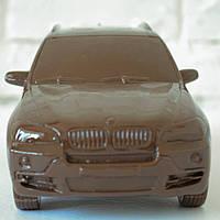 """Шоколадная фигура """"Машина ДЖИП"""", ЭЛИТНОЕ сырье. Размер: 270х117х100мм, вес 2100г, фото 1"""