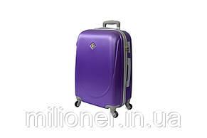 Чемодан ручная кладь Bonro Smile (мини) фиолетовый, фото 2