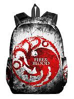 Рюкзак GeekLand Игра престолов Game of Thrones Таргариены 33.Р