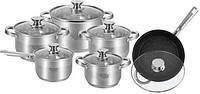 Набор посуды Heilsam 12 предметов Krauff 26-242-008