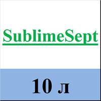 MultiChem. Анисептик для строительных растворов SublimeSept, 10 л. Антисептик штукатурки, кладки, клея.