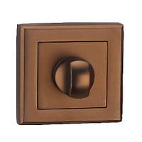Накладка WC матовая темная бронза MVM Т7a MCF