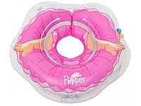 Круг для купания малышей Roxy-kids Flipper 3D балерина
