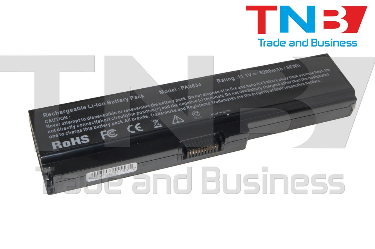 Батарея TOSHIBA C675D L310 L311 10.8V 5200mAh