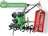 Мотоблок Кентавр МБ 2061Д-3 (6 л.с. дизельный, электростартер)