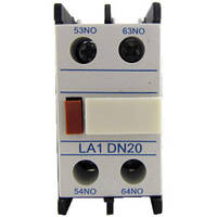 Блок контакт для пускателя 2NO